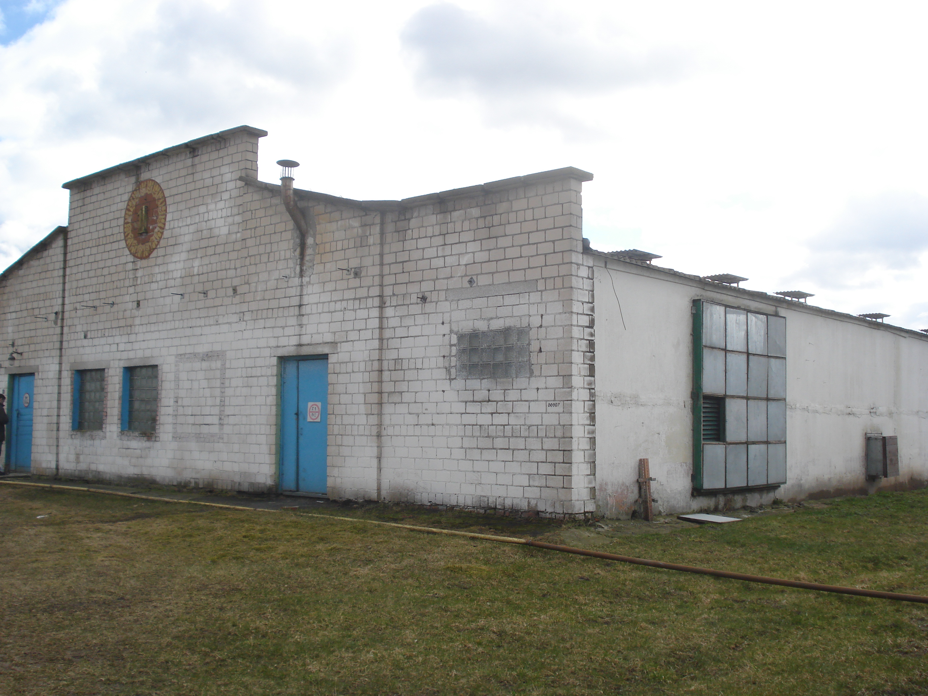 Беларуснефть-Особино -  заказчик Неофорс. Реконструкция птицефабрики